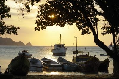 Santa Marta, Sunset Taganga