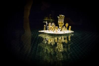 Bogotá Goldmuseum