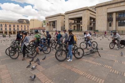 Bogotá by Bike