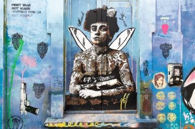 Bogotá Graffity