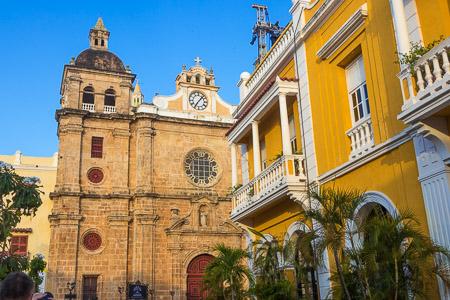Cartagena, City Center