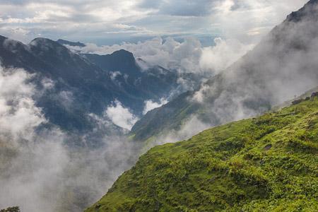 Los Nevados Landscape