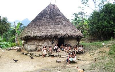 Sierra Nevada Santa Marta, Kogui Village