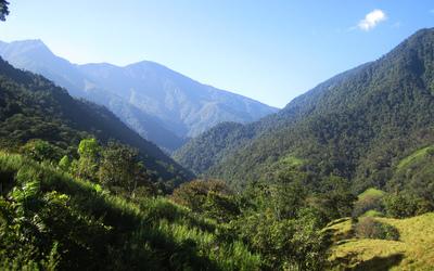 Sierra Nevada Santa Marta, Landscape