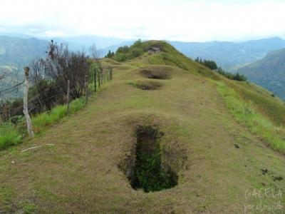 Tierradentro Landscape
