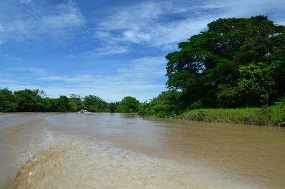 Los Llanos, Boatride