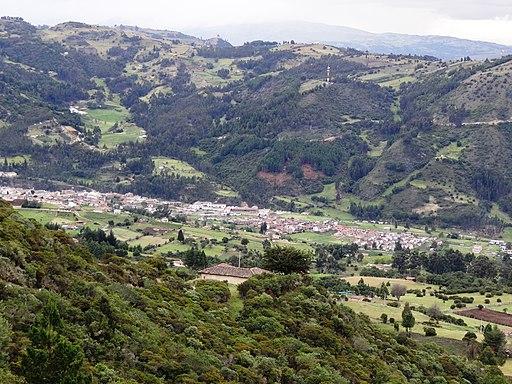 Mongui, Landscape