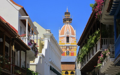 Cartagena, Centre, Tower