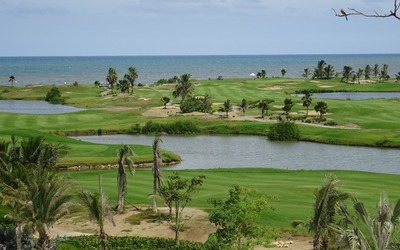 Golf Court, Conrad Cartagena