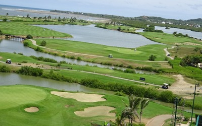 Golf Court Conrad Cartagena 1