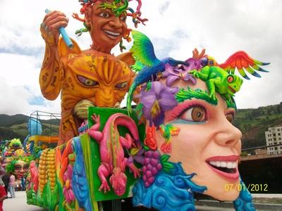 Carnaval de Blancos y Negros, Pasto